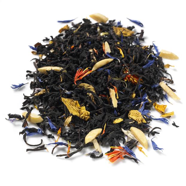 Ízesített fekete teák